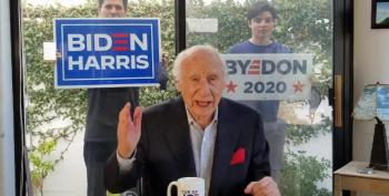 Mel Brooks Endorses Joe Biden, Now Go Away