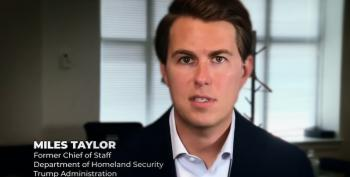 'Anonymous' Outs Himself As Miles Taylor, Former DHS Chief Of Staff
