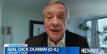 Sen. Durbin: Mitch McConnell Changed The Rules, Packed The Courts And 'They Brag About It'
