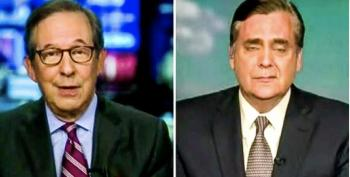 Chris Wallace Whacks Fox News Pundit For Whitewashing Barrett's Likely Obamacare Vote