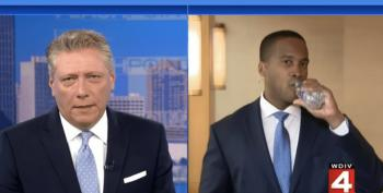 Republican John James Totally Bombs Health Care Questions During Live Interview