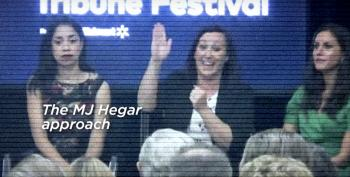 MJ Hegar Bites Back With Kick-A**, Profanity-Laden Response To Cornyn's Tone-Policing