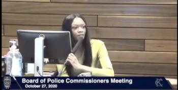 Activist Destroys Kansas City Police Commissioners One By One At Community Meeting
