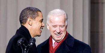 Joe Biden And Barack Obama Together Again In Flint, Michigan!