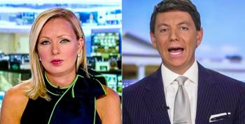 Fox Host Skewers Hogan Gidley: Trump Took Off Mask Knowing He's Contagious