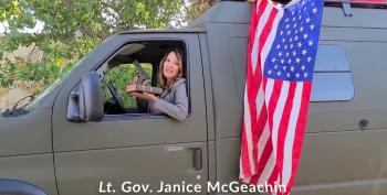 Idaho Republicans Appear In Anti-Pandemic Measures Video