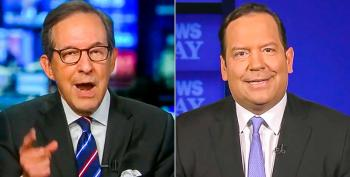 'You're Starting To Harangue Me': Steve Cortes Melts Down As Chris Wallace Grills Him On Trump's COVID