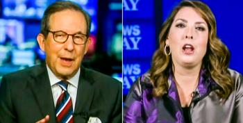 Chris Wallace Exposes Ronna McDaniel For Pushing Hunter Biden Smear: 'Do You Have Any Proof?'
