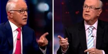 Former Australian PM Shreds Rupert Murdoch's News Corp On Climate Change