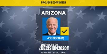 Friday News Dump: Biden Wins Arizona Again, And Other News