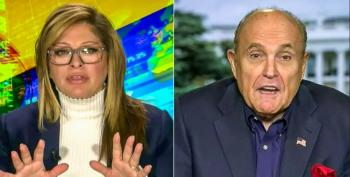 'Where Is The DOJ?': Fox News Challenges Rudy Giuliani On 'Systemic' Voter Fraud