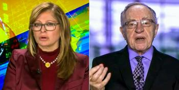 Alan Dershowitz Tells Maria Bartiromo: 'The Outcome Of The Election Will Not Be Reversed'