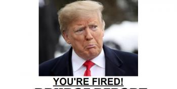 Drudge Report To Trump: 'You're Fired!'