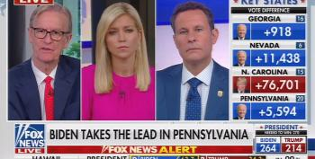 Fox And Friends Shows Their Faces Of Fear As Pennsylvania Turns To Biden