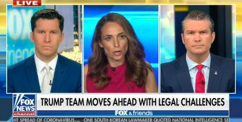Fox Host Throws Cold Water On Team Trump's Chances With SCOTUS