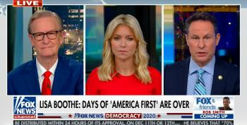 Fox's Kilmeade Hysterical That Biden's Foreign Policy Will Differ From Trump