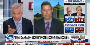 Fox News Host Corrects Sean Duffy After He Pushes False Wisconsin Conspiracy Theory
