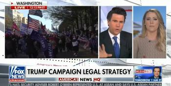 Trump Attacks Fox Anchor For Calling Out Foul-Tempered, Lying Trump Campaign Spokesperson