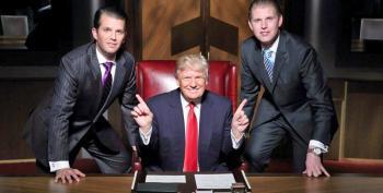 Trump Boys Push Bogus Claim That Sharpie Use Is Why Trump Lost Arizona