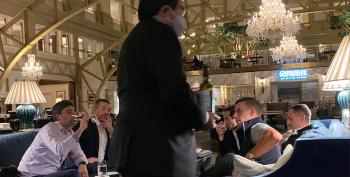Why Were MI Legislators Drinking $800 Champagne At Trump's Hotel?
