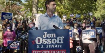 Jon Ossoff Tears David Perdue To Shreds As He Kicks Off His Race To Save The Senate