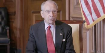 Chuck Grassley Jumps Ship:  Joe Biden Should Receive Classified Briefings
