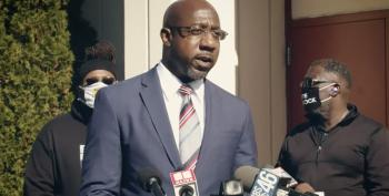 Republicans Hypocritically Implement Religious Test Against Georgia's Rev. Raphael Warnock