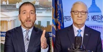 Chuck Todd Crushed For Saying 'It Looks Like Joe Biden Is Going To Be The Apparent Winner'