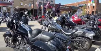 The Sturgis Motorcycle Rally Resulted In COVID-19 Cases Across State Lines, According To CDC