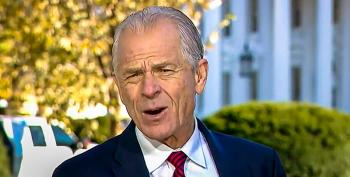 Peter Navarro: 'President Trump Is Going To Get A Second Term'