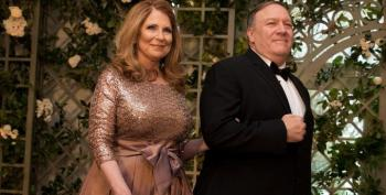 Pompeo Plans Massive Christmas Party At State Department