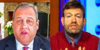 Frank Luntz Slams Chris Christie After Trump Sabotages Georgia Republicans: 'It's Affecting Turnout'