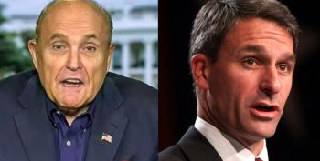 Axios: Rudy Giuliani Asked Ken Cuccinelli If DHS Could Seize Voting Machines