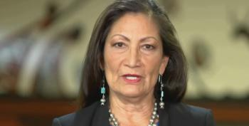 Deb Haaland Set To Be First Native American Secretary Of Interior