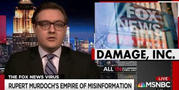 Chris Hayes Blasts Rupert Murdoch: 'One Of The Most Destructive People On The Planet'