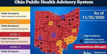 Ohio Department Of Health Now Recommends People In Ohio Not Travel To Ohio