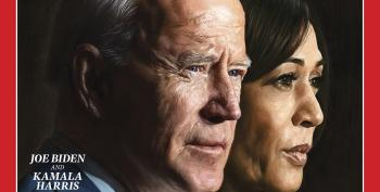 OOPS! TIME Magazine Picks Joe Biden, Kamala Harris As Person Of The Year