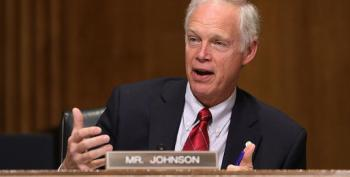 Ron Johnson Beclowns His Committee For Trump, Hosting Anti-Vax 'Doctor'