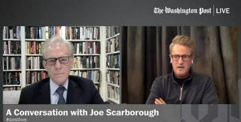 Pigs Are Flying: Scarborough Admits Morning Joe Spent Too Much Time On Hillary's Emails