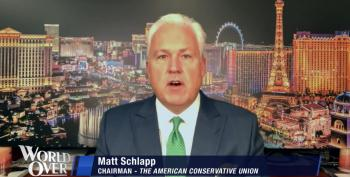 Journalist Jon Ralston Brutally Knocks Down Matt Schlapp's Nevada 'Fraud' Claim
