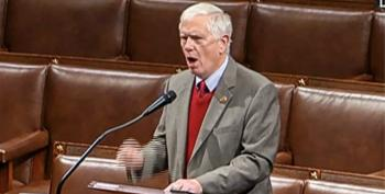 GOPer Spews Election Lies In Bonkers House Speech