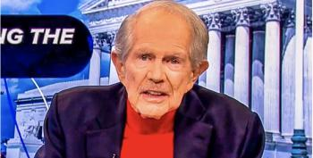 'A Miracle Taking Place': Pat Robertson Declares Texas Suit Is God Intervening In 'Stolen' Election