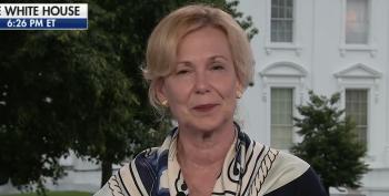 Dr. Deborah Birx Didn't Heed Her Own Advice Over Thanksgiving