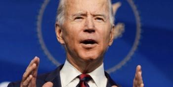 President-elect Joe Biden Gets COVID-19 Vaccine
