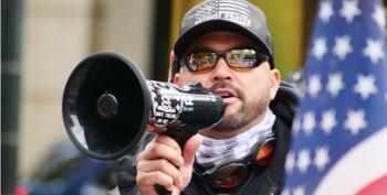Far-right Protesters Storm Oregon Capitol, Are Met With Mace And Pepper Balls