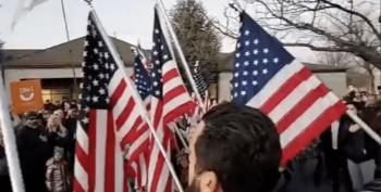 'Ammon's Army' Shuts Down Idaho Health Board Vote As COVID-19 Rages