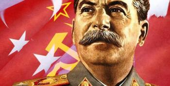 Rasmussen Quotes Stalin To Argue Trump Can Still Win