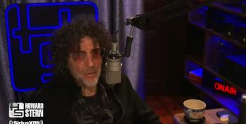 Howard Stern On Trump: 'This Is Treasonous, Telling People To Go To Rallies'