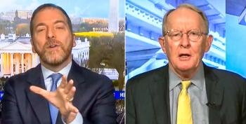 Lamar Alexander Deflects Questions On Trump's Attack On Democracy: 'What About Stacey Abrams?'