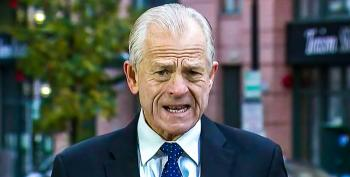 Peter Navarro Doubles Down On Election Lies: Joe Biden Will Be An 'Illegal' President